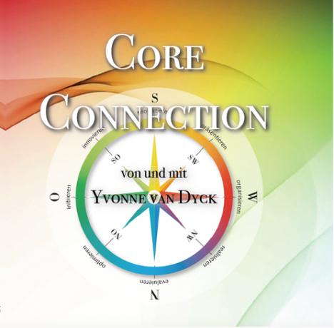 Core Connection von Yvonne van Dyck