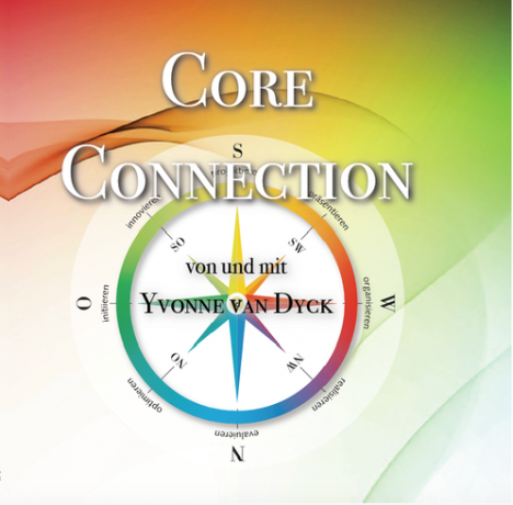Core Connection von Yvonne van Dyck