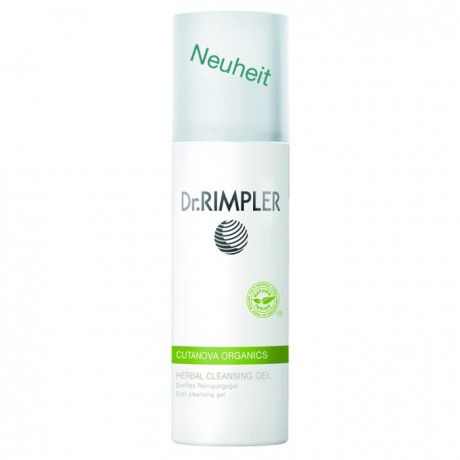 ORGANICS Herbal Cleansing Gel von Dr. Rimpler