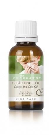 Erkältungsöl von Dr. Eberhardt