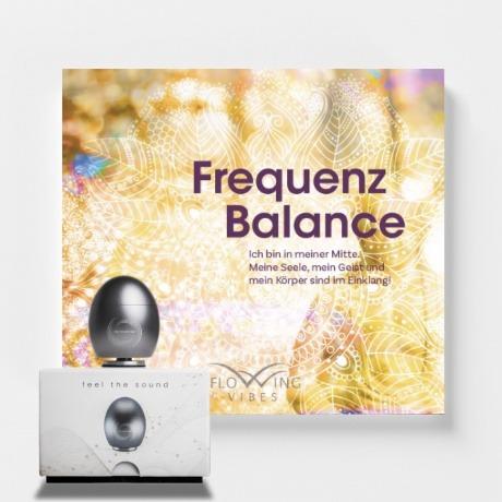 eyvo 4 - mit SD-Karte Frequenz Balance von Monika Kefer