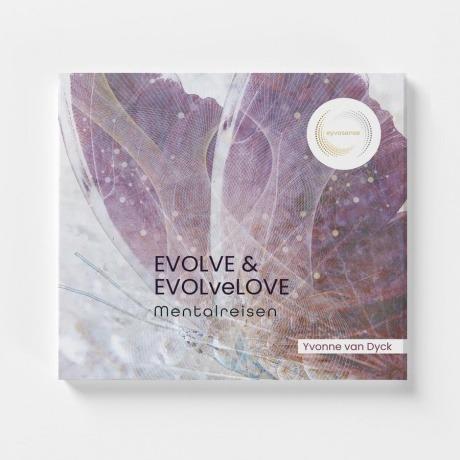 SD-Karte EVOLVE and EVOLveLOVE - Mentalreisen von Yvonne van Dyck