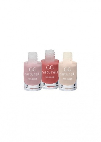 Nail Colour Nagellacke von GG naturell
