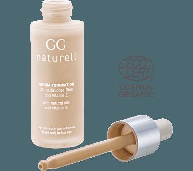 Serum Foundation von GG naturell