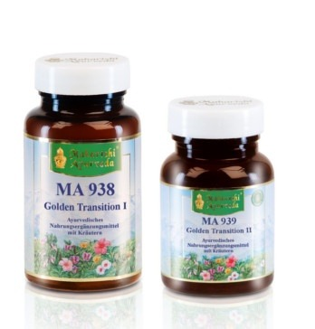 MA938 Golden Transition Set vom Maharishi Ayurveda Shop