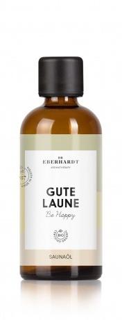 Gute Laune Saunaöl Bio von DrEberhardt