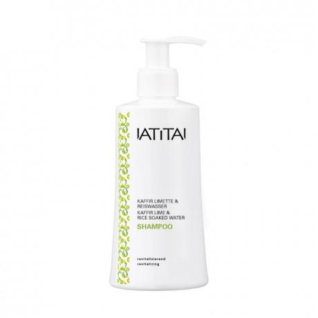 Kaffir Limette & Reiswasser Shampoo von IATITAI