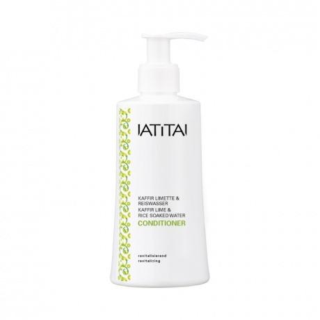 Kaffir Limette & Reiswasser Conditioner von IATITAI