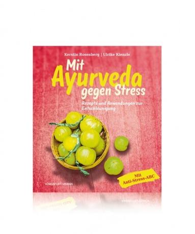 """Buch """"Mit Ayurveda gegen Stress"""" von Kerstin Rosenberg"""