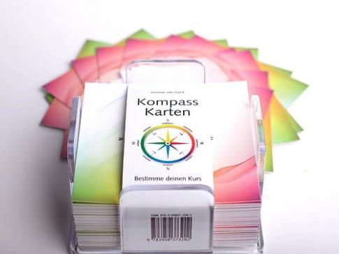 Kompasskarten von Yvonne van Dyck