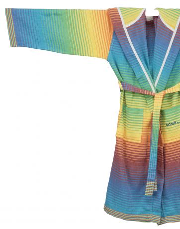 LeStoff Bademantel Rainbow