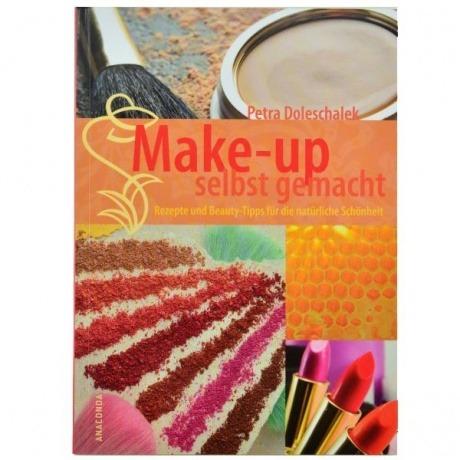 """Buch """"Make-up selbst gemacht"""" von Kosmetikmacherei"""