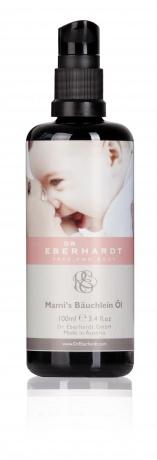 Mamis Bäuchlein Öl hilft Schwangerschaftsstreifen vorzubeugen