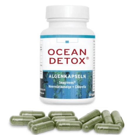 Ocean Detox Algenkapseln von MTS Marine Therapy Solutions
