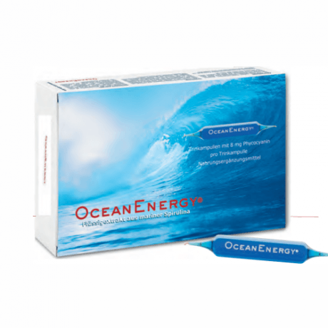 Ocean Energy Trinkampullen von MTS Marine Therapy Solutions