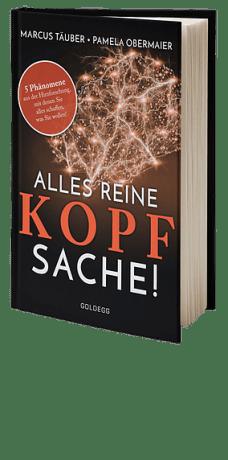"""Buch """"Alles reine Kopfsache"""" von Pamela Obermaier"""