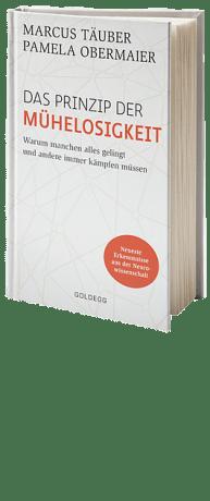 """Buch """"Das Prinzip der Mühelosigkeit"""" von Pamela Obermaier"""