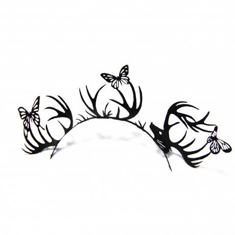 Paper Lashes Butterfly von LUXUSLASHES