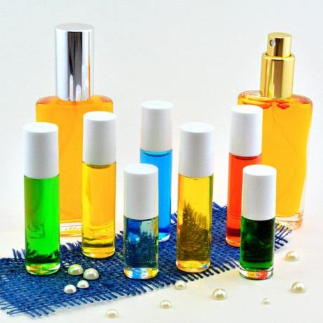 Parfumöle von Kosmetikmacherei