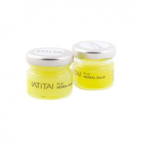 Plai-Ingwer & Heilkräuter Thai Balsam von IATITAI