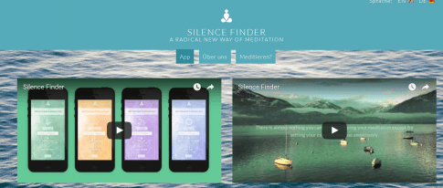 Silence Finder von Ralph Wilms