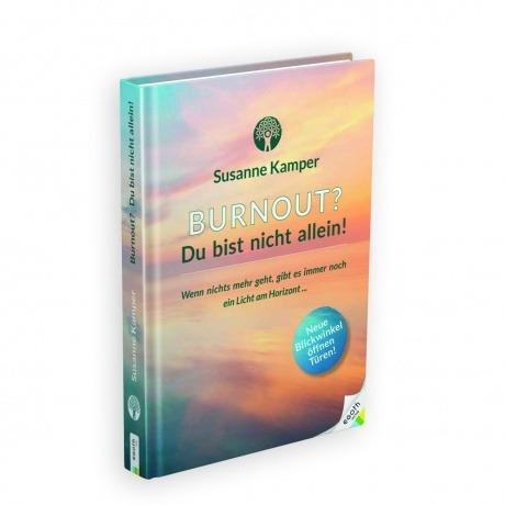 Buch Burnout Du bist nicht allein von Susanne Kamper