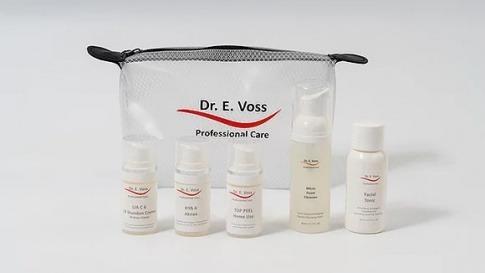 Toppeel Set Unreine Haut Nr. 1 von Dr. E. Voss