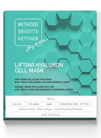 Lifting Hyaluron Cell Mask von Methode Brigitte Kettner