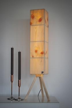 Zirbenlüfter Lamp - mit der Kraft der Zirbe zu einem besseren Raumklima