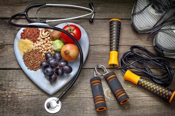Ergänzung zum Abnehmen und zur Erhöhung der Armmuskelmasse
