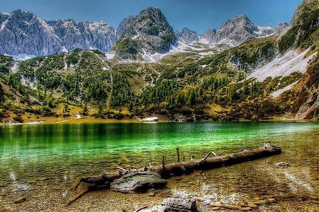 Seebensee in Tirol