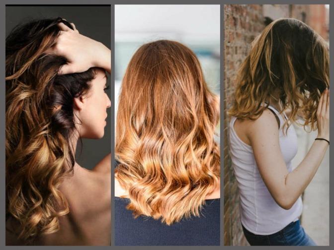 Inspirierende Farbentrends Haare Fruhjahr Sommer 2017