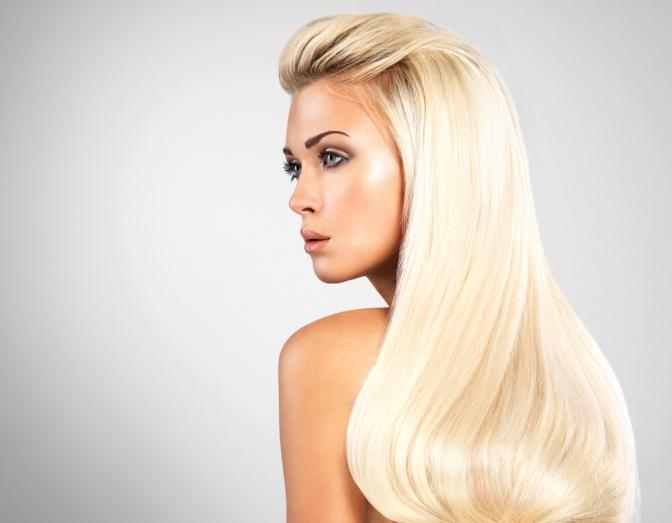 Blonde haare nachwuchs