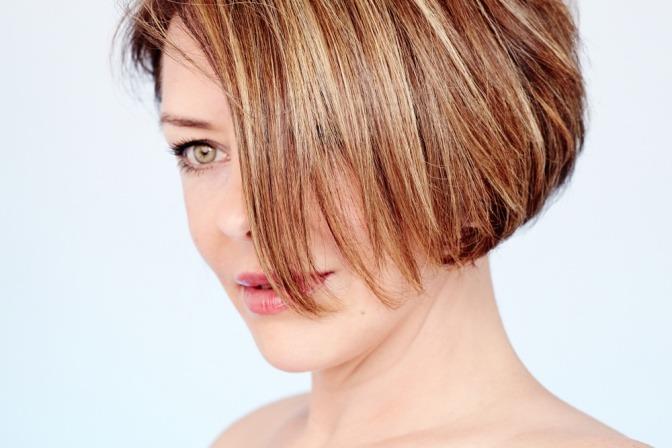 Frisuren fur altere frauen mit feinem haar