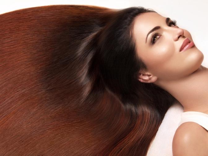 Haarfarbe schwarz statt braun