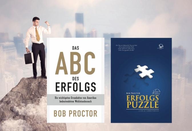 Bücher vom Erfolgsautor Bob Proctor