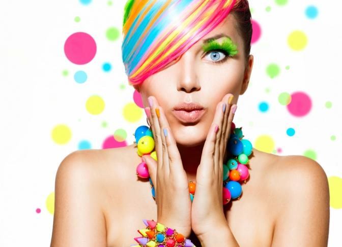 Fashion E Beauty: Haare Färben: Wie Finden Sie Die Passende Haarfarbe?