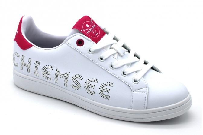 Schuh mit Markennamen