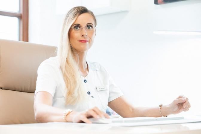Ärztin Dr. Christine Teichert