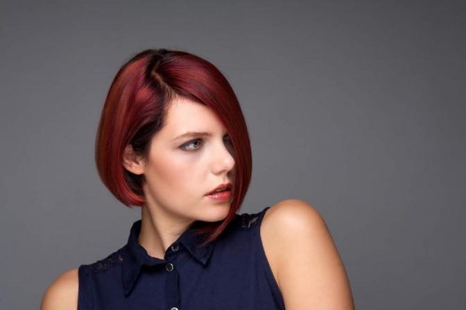 Haare rote wem stehen Wem stehen
