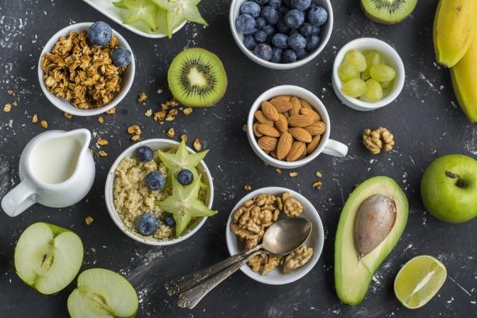 Enzymreiche Lebensmittel