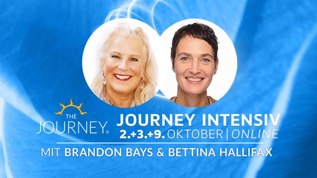Journey Intensiv mit Brandon Bays und Bettina Hallifax