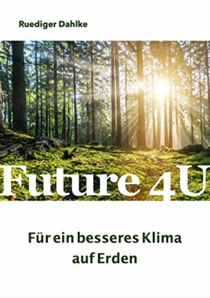 Buchcover von Future 4u von Dr. Ruediger Dahlke