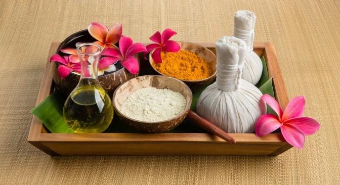 Hilfsmittel aus dem Ayurveda