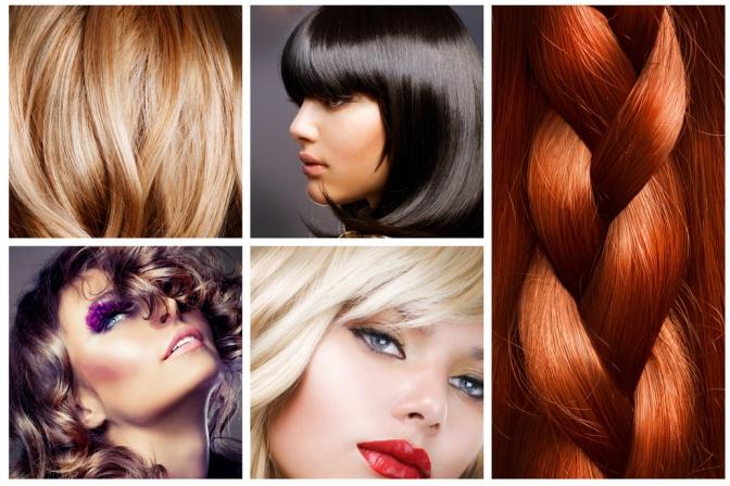 Strähnen schwarze haare blonde Schwarze haare