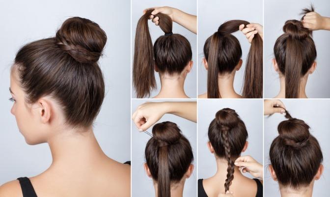 Frisuren fur hochzeit mit anleitung