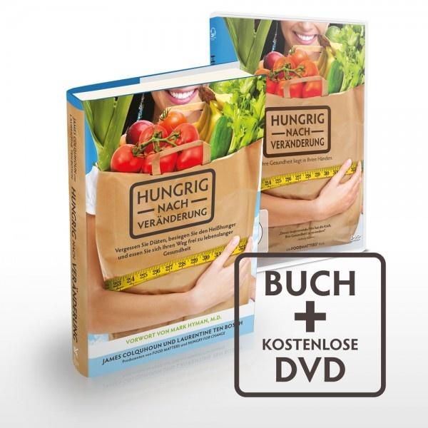 Buch und DVD Hungrig nach Veränderung