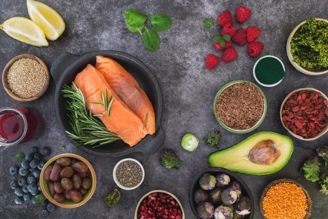 Ketogene Lebensmittel In Der Ernahrung Unterstutzen Abnehmen Und