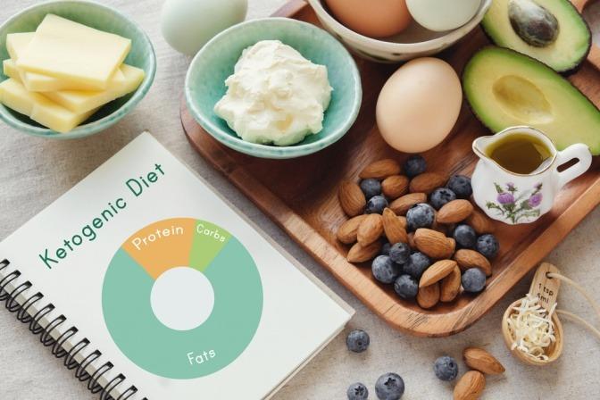 Die ketogene Ernährung kommt ohne Zucker und Kohlenhydrate aus