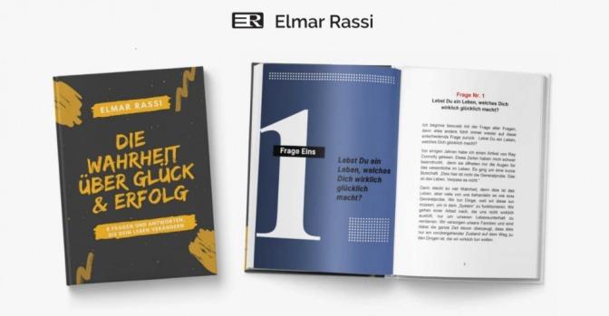 Bücher von Elmar Rassi für mehr Freude im Leben
